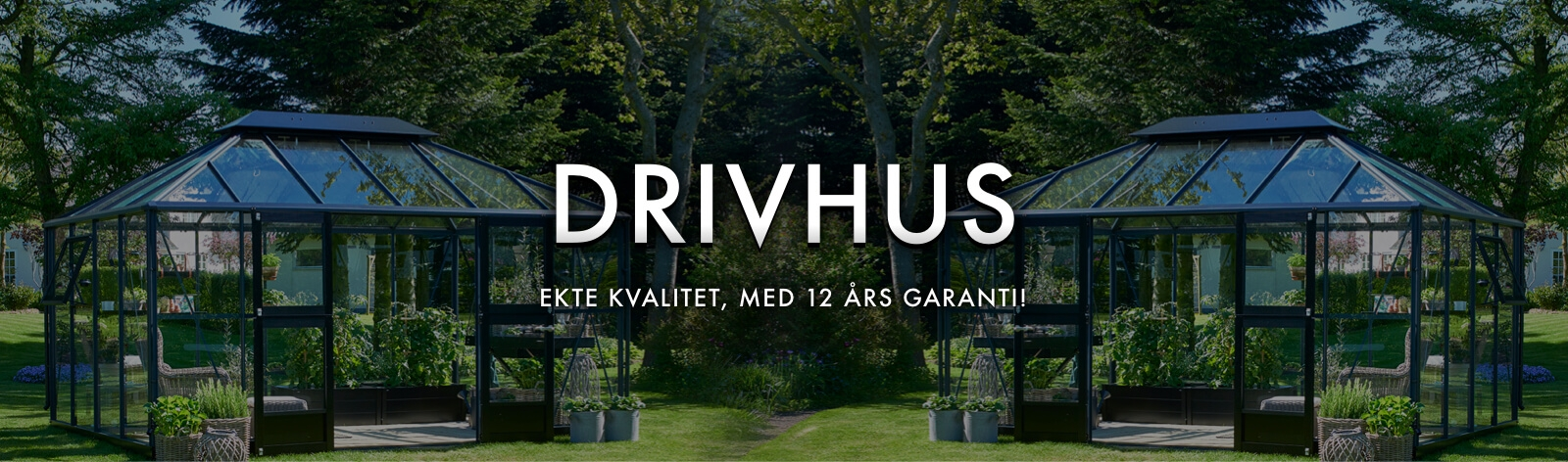 Compact Drivhus