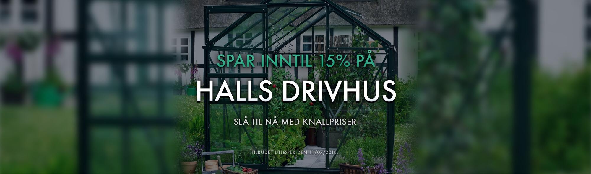 Popular Drivhus