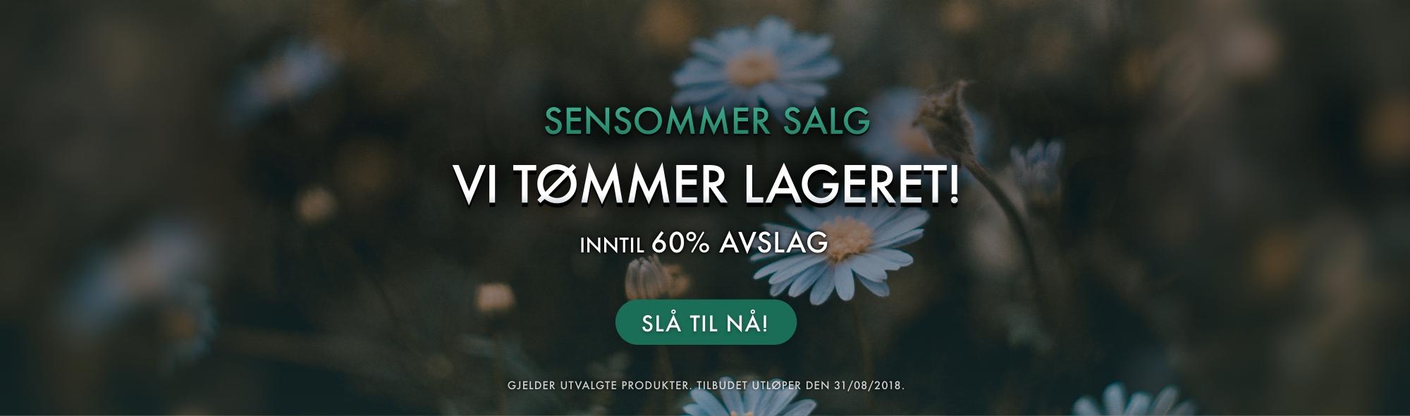 HØST SALG!