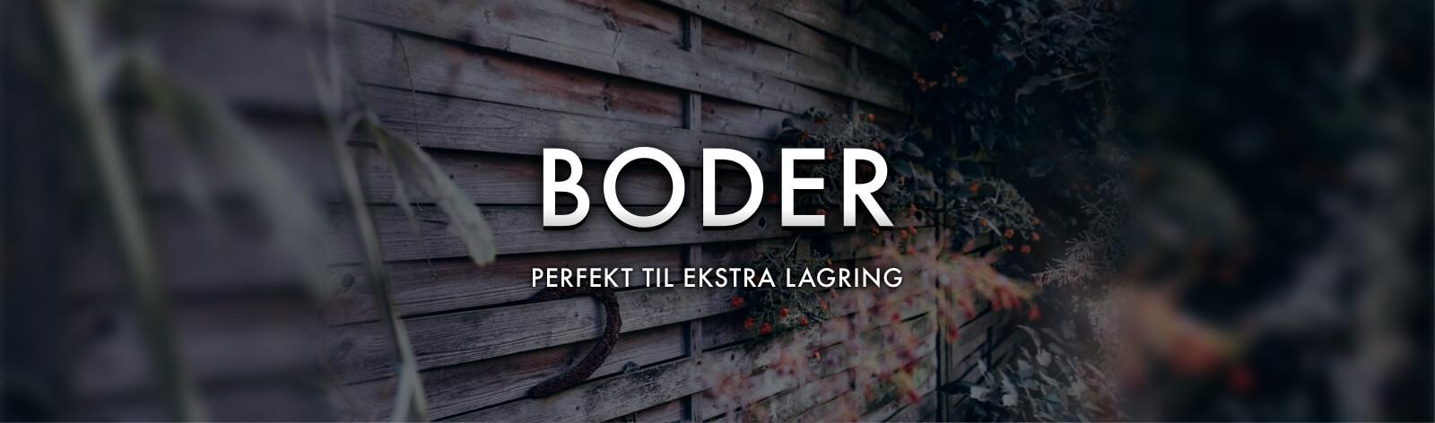 Boder & Takoverbygg