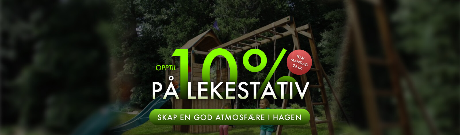 Lekestativ for barn