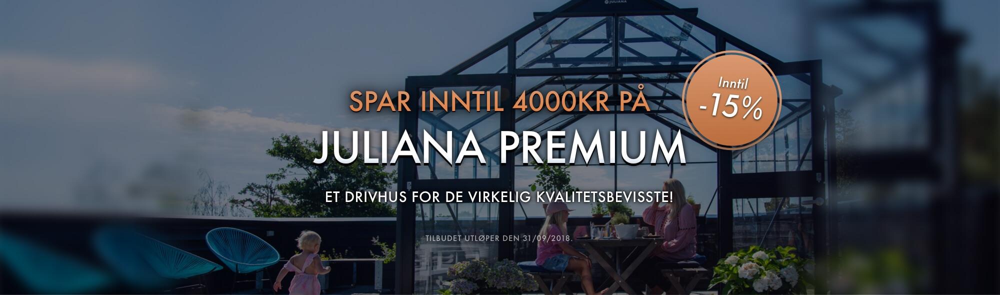 Premium Drivhus