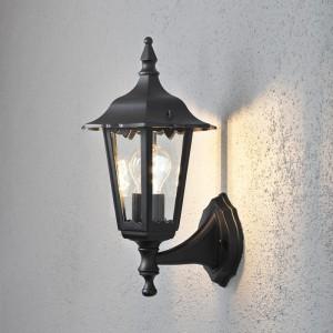Vegglampe | Firenze Sort m/sensor