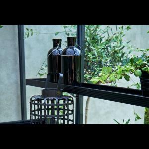 Intergert drivhushylle | 3 seksjoner