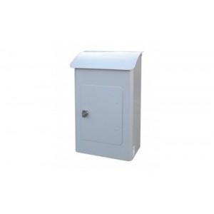 Postkasse 34 | Sølvgrå