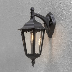 Vegglampe | Firenze Sort
