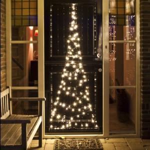 Juletre til dør |LED lys |210m