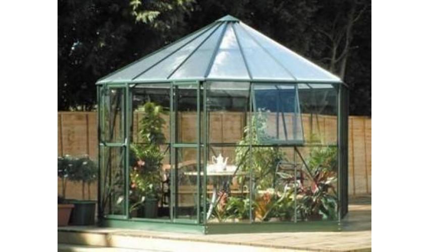 Drivhus atrium